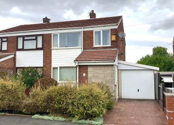 Thumbnail 3 bedroom semi-detached house for sale in Philips Avenue, Farnworth, Bolton
