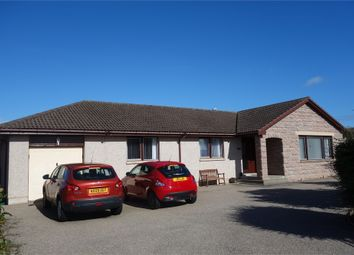 Thumbnail 4 bed detached bungalow for sale in Halliman Way, Lossiemouth, Moray