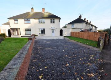 Thumbnail 3 bed semi-detached house for sale in Swansdowne Drive, Clifton, Nottingham