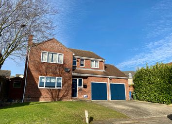 Thumbnail 4 bed detached house for sale in Lombardy Road, Sudbury
