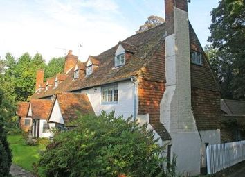 Thumbnail 2 bed end terrace house for sale in Squerryes Park Cottages, Goodley Stock Road, Westerham
