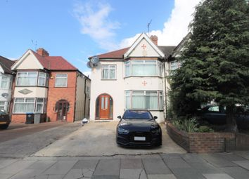 Thumbnail 4 bed semi-detached house to rent in Hay Lane, London