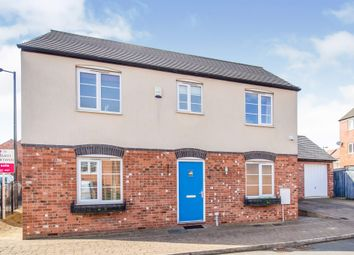3 bed detached house for sale in Nine Riggs Square, Birstall, Leicester LE4