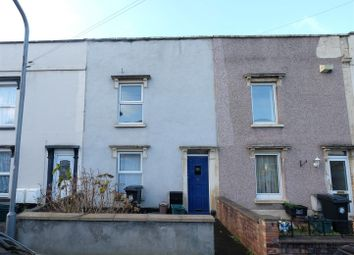Thumbnail 2 bed terraced house for sale in Marlborough Street, Eastville, Bristol