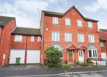 Thumbnail 4 bed town house for sale in Badgers Retreat, Leamington Spa