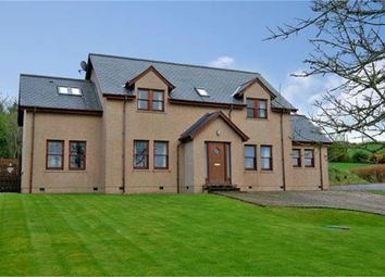 Thumbnail 4 bed detached house for sale in Chapelhill Row, Forgue, Huntly, Aberdeenshire