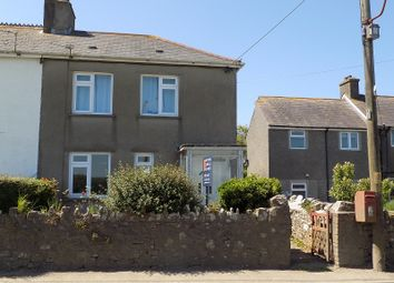 Thumbnail 2 bed semi-detached house for sale in Haul Y Bryn Wick Road, St Brides Major, Bridgend.