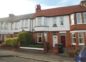 Thumbnail 3 bed terraced house to rent in Upper Dane Road, Margate