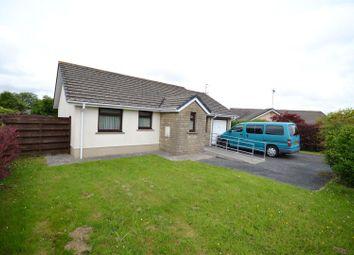 Thumbnail 3 bed detached bungalow for sale in South Meadows, Pembroke