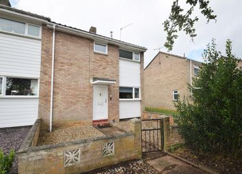 Thumbnail 2 bedroom semi-detached house to rent in Caie Walk, Bury St. Edmunds