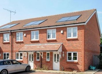 Thumbnail 2 bed end terrace house to rent in Hunts Close, Colden Common, Winchester