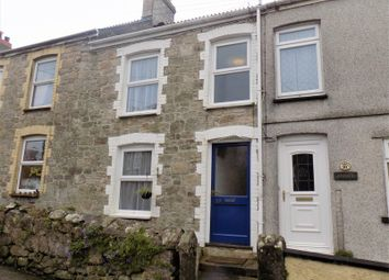 Thumbnail 2 bed terraced house for sale in Wellington Road, St. Dennis, St. Austell