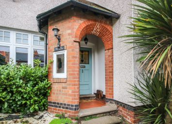Thumbnail 5 bed semi-detached house for sale in Earlsdon Avenue North, Coventry