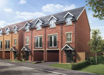 "Thumbnail 3 bedroom semi-detached house for sale in ""The Oakland"" at Raddlebarn Road, Selly Oak, Birmingham"