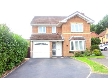 Thumbnail 4 bed detached house to rent in Pentere Road, Waterlooville