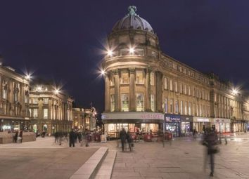 Thumbnail 3 bed flat to rent in Grey Street, Newcastle Upon Tyne