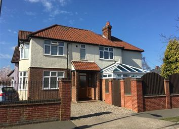 Thumbnail 3 bed detached house for sale in Lattice Avenue, Ipswich