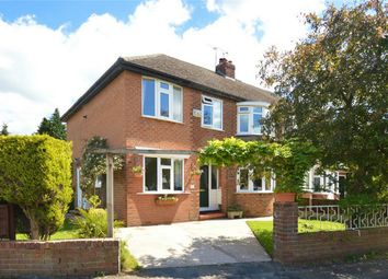 Thumbnail 5 bed semi-detached house for sale in Windermere Road, Handforth, Wilmslow, Cheshire