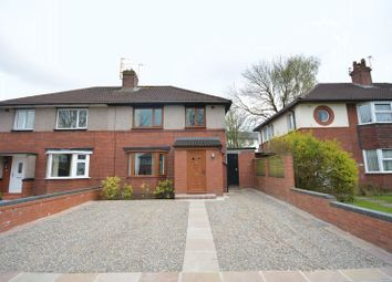 Thumbnail 3 bed semi-detached house for sale in Woodside Road, Huncoat, Accrington