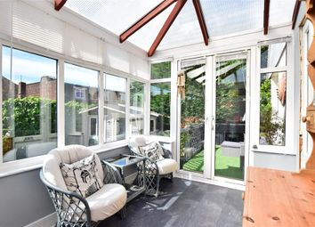 Thumbnail 4 bedroom detached bungalow for sale in Farm Hill, Woodingdean, Brighton, East Sussex