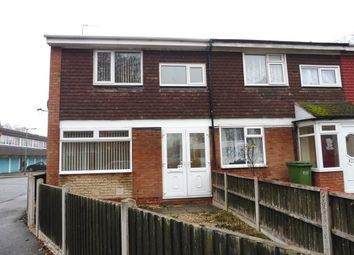 Thumbnail 3 bed end terrace house for sale in Partridge Close, Chelmsley Wood, Birmingham