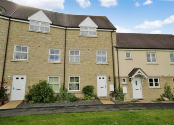 Thumbnail 4 bedroom terraced house for sale in Truscott Avenue, Redhouse, Swindon