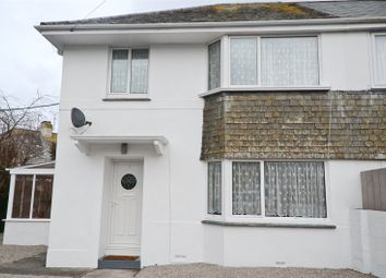 Thumbnail 3 bed semi-detached house for sale in Penmere Place, Penzance, Cornwall