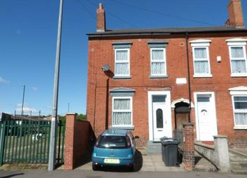 Thumbnail 4 bed end terrace house for sale in Mole Street, Sparkbrook, Birmingham, West Midlands
