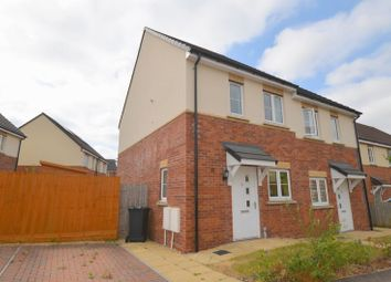 Thumbnail 2 bed semi-detached house for sale in Par Four Lane, Lydney