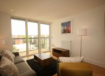 Thumbnail 1 bedroom flat to rent in Jubilee Court, 8 Wood Wharf, New Capital Quay, London