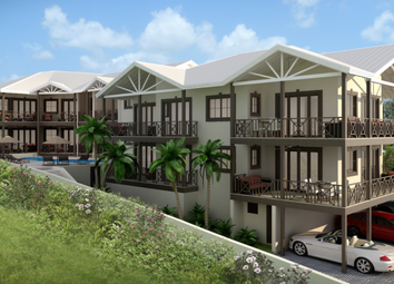 Thumbnail 3 bedroom apartment for sale in Zinnia - 3 Bed Unit, Zinnia, Barbados