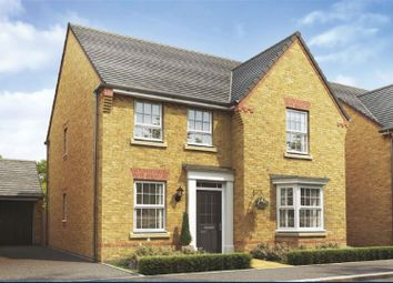 Thumbnail 4 bedroom link-detached house for sale in Stonnyland Drive, Lichfield