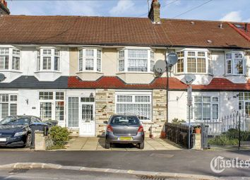 Thumbnail 3 bed terraced house for sale in Princes Avenue, Palmers Green