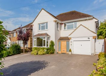 Thumbnail 4 bed detached house for sale in Woodland Drive, Hove
