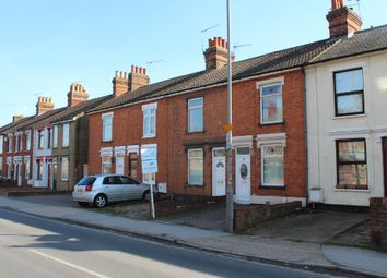 Thumbnail 3 bedroom terraced house to rent in Foxhall Road, Ipswich