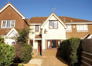 Thumbnail 3 bedroom terraced house for sale in Victoria Drive, Lyneham, Wiltshire