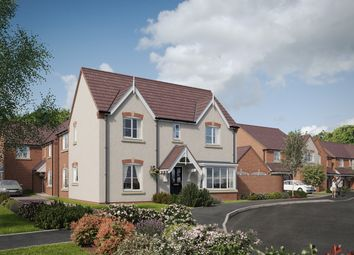 Thumbnail 4 bedroom detached house for sale in Keppers Cross, Tividale, Oldbury