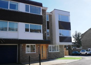 Thumbnail 4 bed town house for sale in Regency Court, Brentwood, Essex