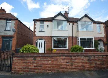 Thumbnail 3 bedroom semi-detached house for sale in Goldsborough Road, Town Moor, Doncaster