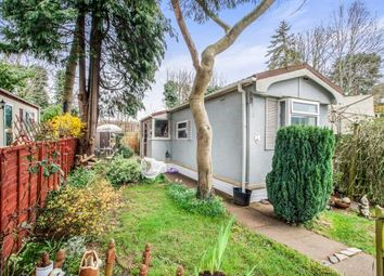 Thumbnail 2 bed mobile/park home for sale in Long Pightle Caravan Site, Chandlers Lane, Chandlers Cross, Rickmansworth
