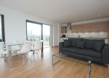 Thumbnail 3 bed flat to rent in Boathouse Apartments, Poplar