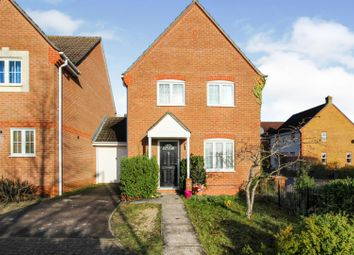 Thumbnail 3 bed link-detached house for sale in Moneyer Road, Andover