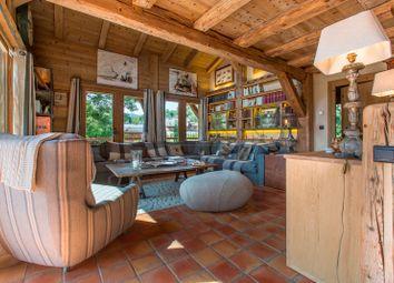 Thumbnail 5 bed chalet for sale in 272 Chemin De La Promenade, Megève, Sallanches, Bonneville, Haute-Savoie, Rhône-Alpes, France