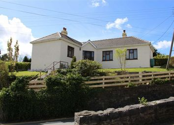 Thumbnail 3 bed detached bungalow for sale in City Road, Haverfordwest