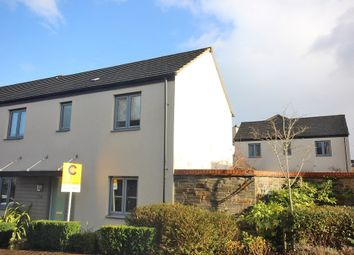 Thumbnail 3 bed end terrace house for sale in Orleigh Cross, Newton Abbot