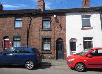 Thumbnail Terraced house for sale in Church Street, Silverdale, Newcastle