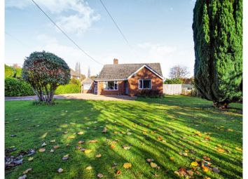 Thumbnail 3 bed detached bungalow for sale in Partridge Hill, Salisbury