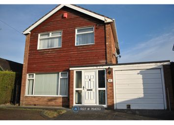 Thumbnail 3 bed detached house to rent in Brooklands Road, Congleton