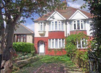 Thumbnail 3 bed semi-detached house for sale in Grange Road, Gillingham, Kent
