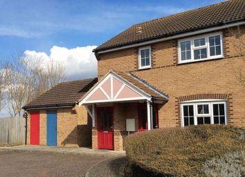 Thumbnail 1 bed flat for sale in Stanley Webb Close, Sawston, Cambridge